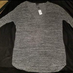 NWT Express 3/4 sleeve sweater